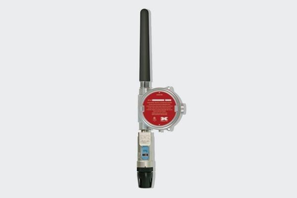 Detcon wireless H2S detection sensor