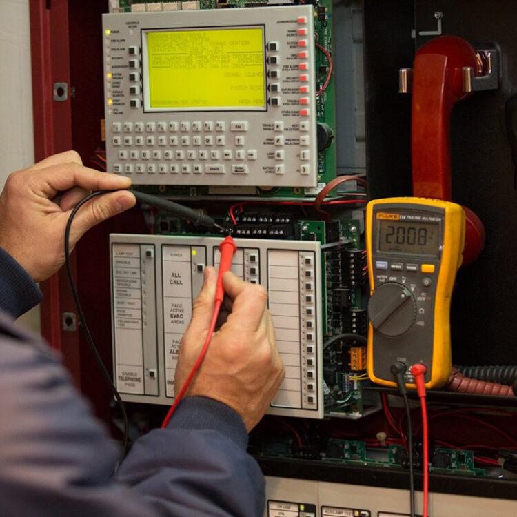 Fire Shield™ Fire Alarm System