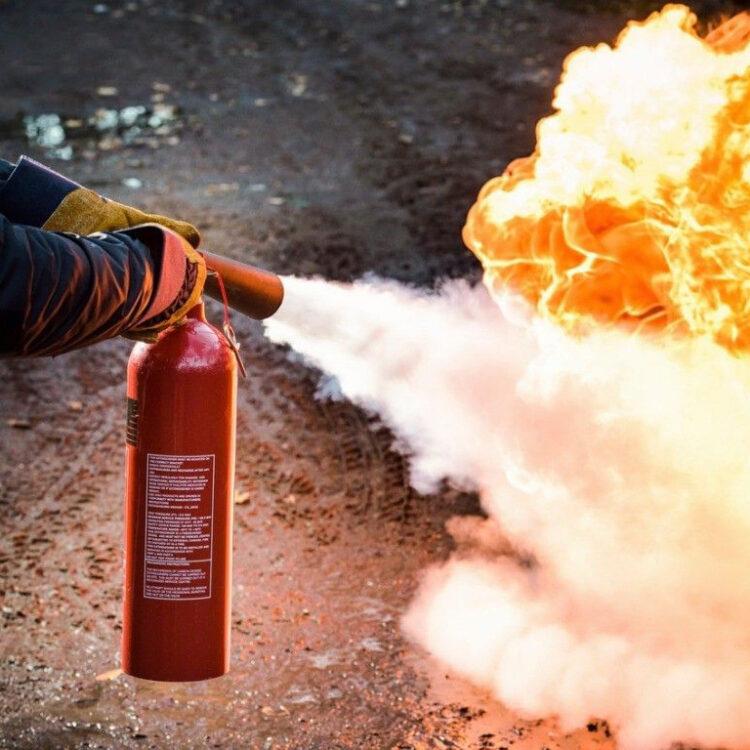 Fire Shield™ Fire Extinguishers